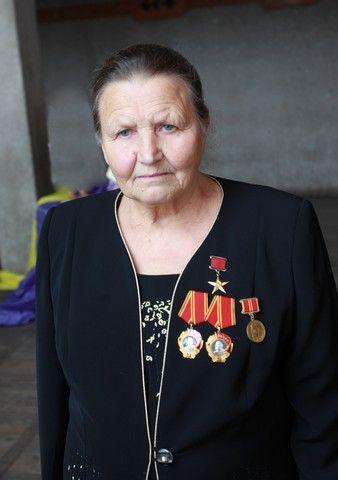 В эти дни 85-летний юбилей отмечает Герой Социалистического Труда Анна Павловна Шушкевич